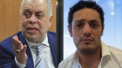 نقيب المهن التمثيلية, محمد على, جداول النقابة, شطب محمد على,