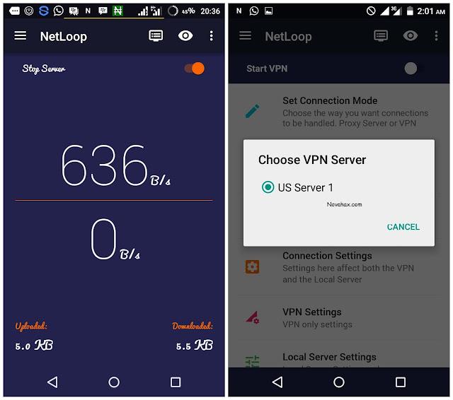 NetLoop VPN Premium