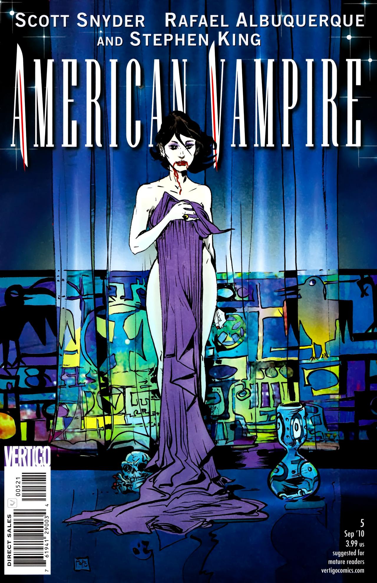 Read online American Vampire comic -  Issue #5 - 2