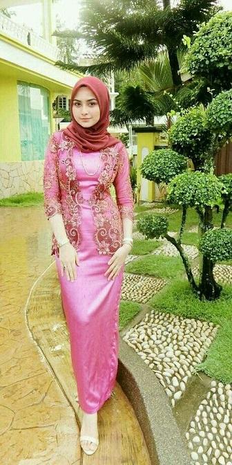Model Kebaya Muslim Untuk Remaja Berhijab