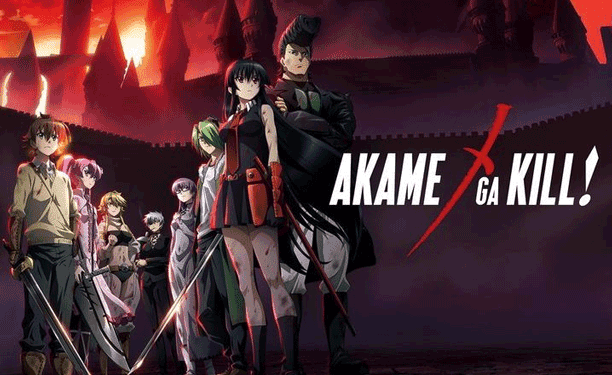 Anime Mirip Goblin Slayer - Akame ga Kill