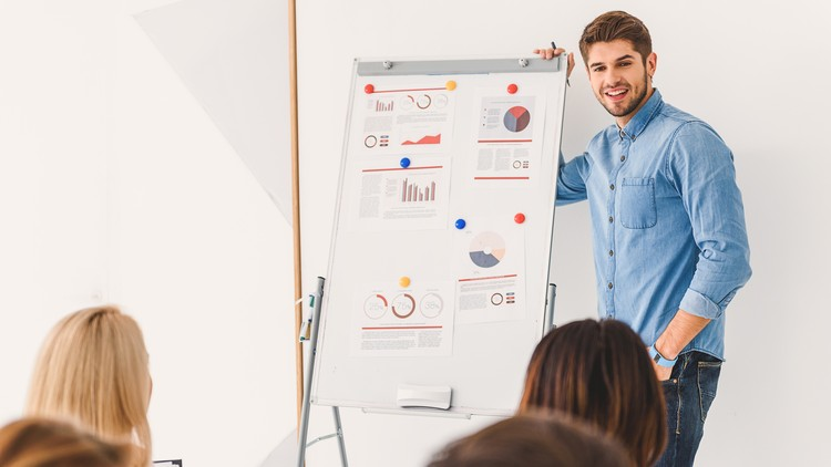 7.5 Hours Professional Presentation Skills for ESL Learners