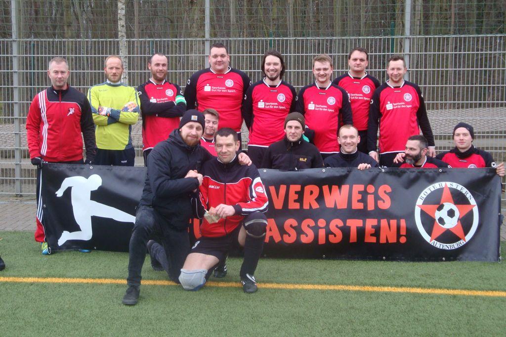 Roter Stern Altenburg Fussball Geldspenden Fur Die Roten