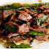 Asian Beef And Snow Peas Recipe