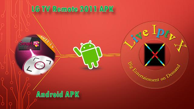 LG TV 2011 APK