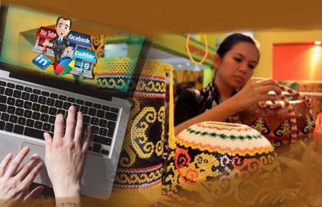 Menggeluti usaha diera digital sekarang ini menuntut pelakunya tak hanya piawai memasarkan produk di dunia nyata. Pelaku bisnis Usaha Mikro Kecil dan menengah (UMKM) juga wajib memanfaatkan media sosial sebagai startegi marketing produknya.