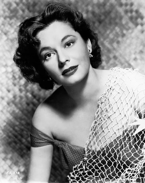 Ruth Roman Of Many Movies She Was In Strangers On A