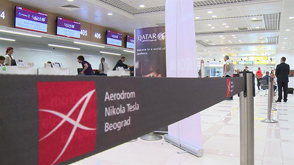 Belgrade apartments: Belgrade Airport