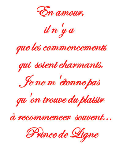 Message d'Amour et d'Amitié: Citations d'amour