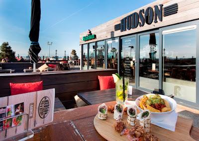 My happy kitchen test: Hudson Bar & Kitchen Kijkduin