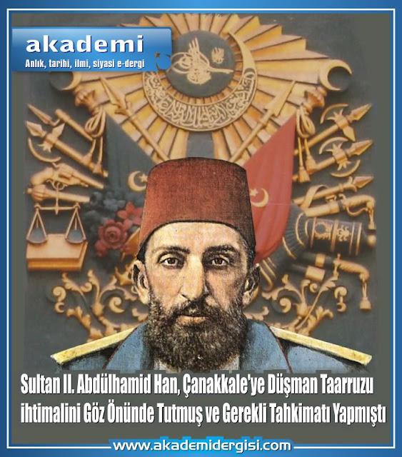 çanakkale savaşı, II. Abdülhamid Han, kitap tavsiyeleri, osmanlı devleti, osmanlı padişahları, Savaşlar - Fetihler, slider, Yakın Tarih,