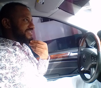 yul edochie car accident enugu