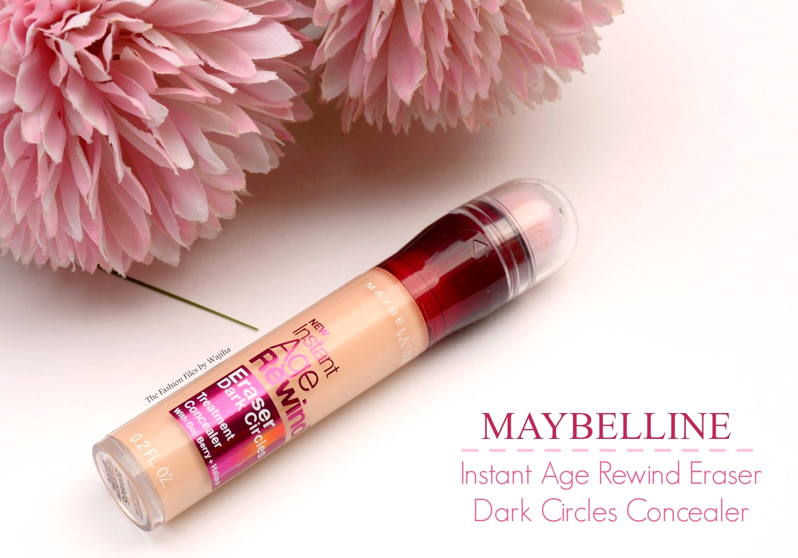 Maybelline Age Rewind Concealer Review