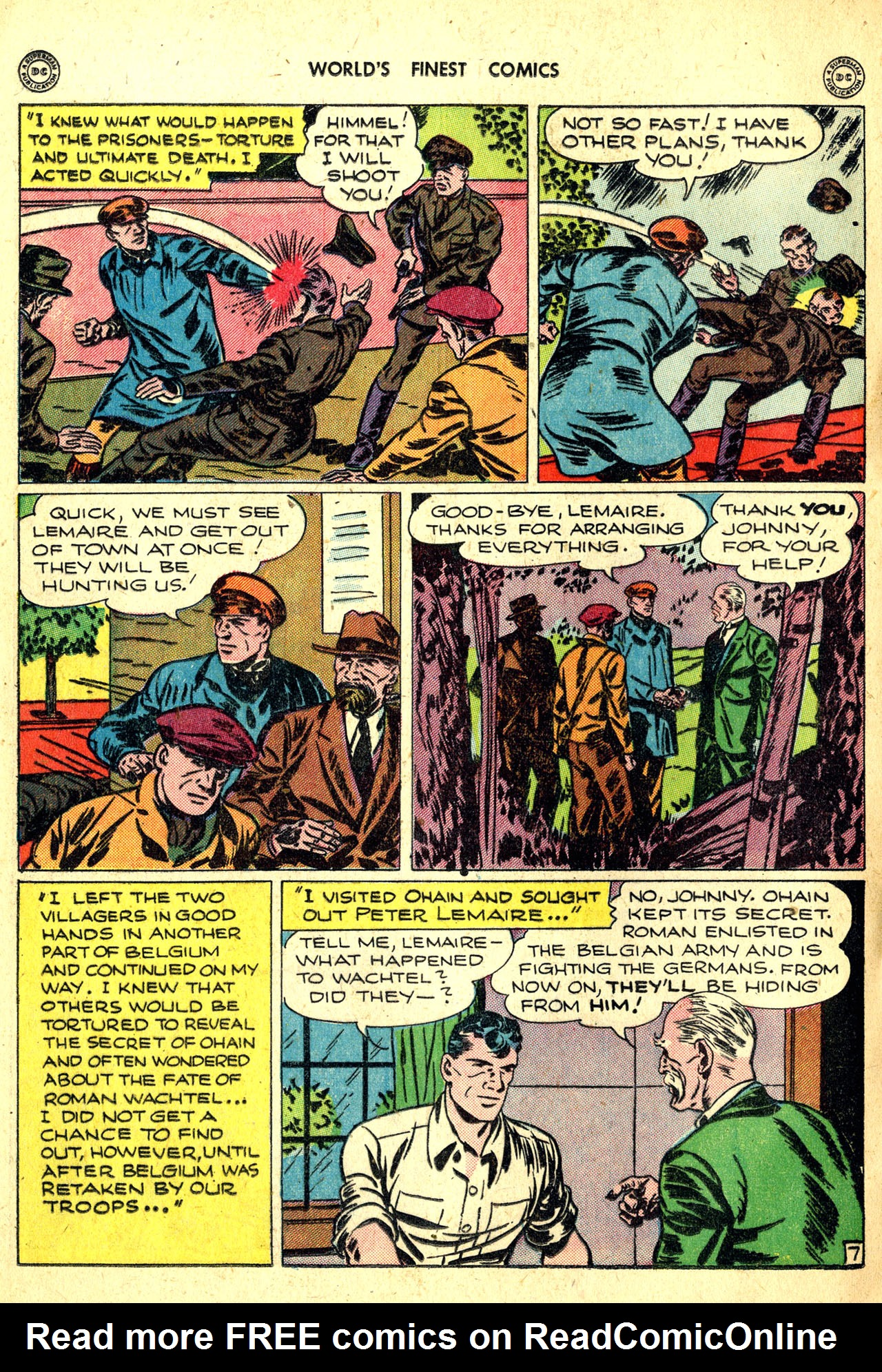 Read online World's Finest Comics comic -  Issue #18 - 66