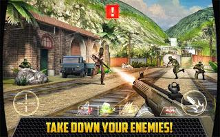 Kill Shot Bravo MOD v1.5 APK Terbaru 2016 Gratis