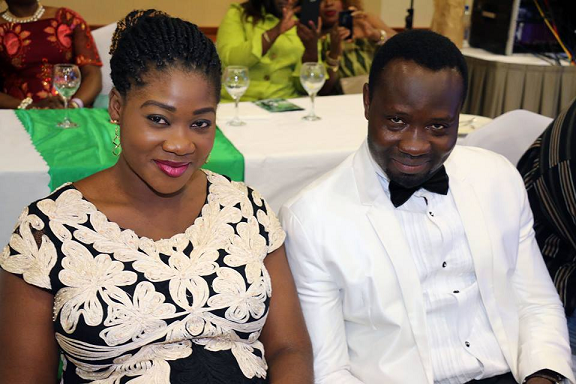 mercy johnson brother in law