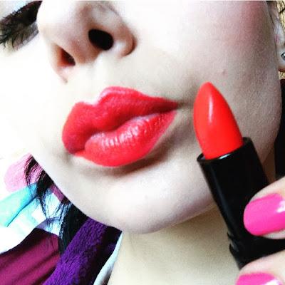 makeup revolution lady lipstick review