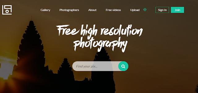 5 مواقع للحصول على صور مجانية بجودة عالية وبدون حقوق الطبع والنشر