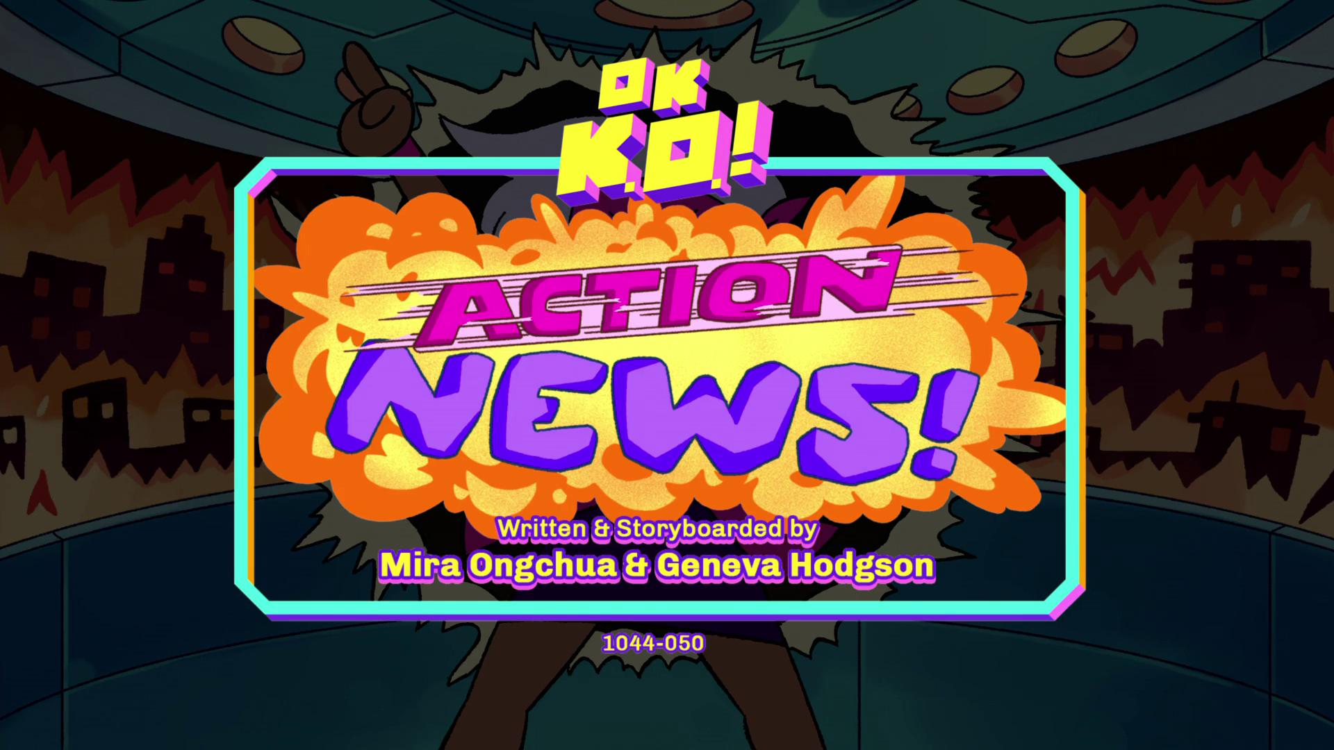 OK, K.O.! Vamos ser Heróis - Notícias da Ação