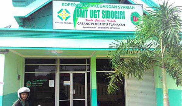 BMT UGT Sidogiri Meluncurkan Layanan SMS Notifikasi