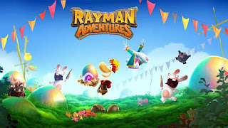 Rayman, Adventure, game, for, android, and, ios,