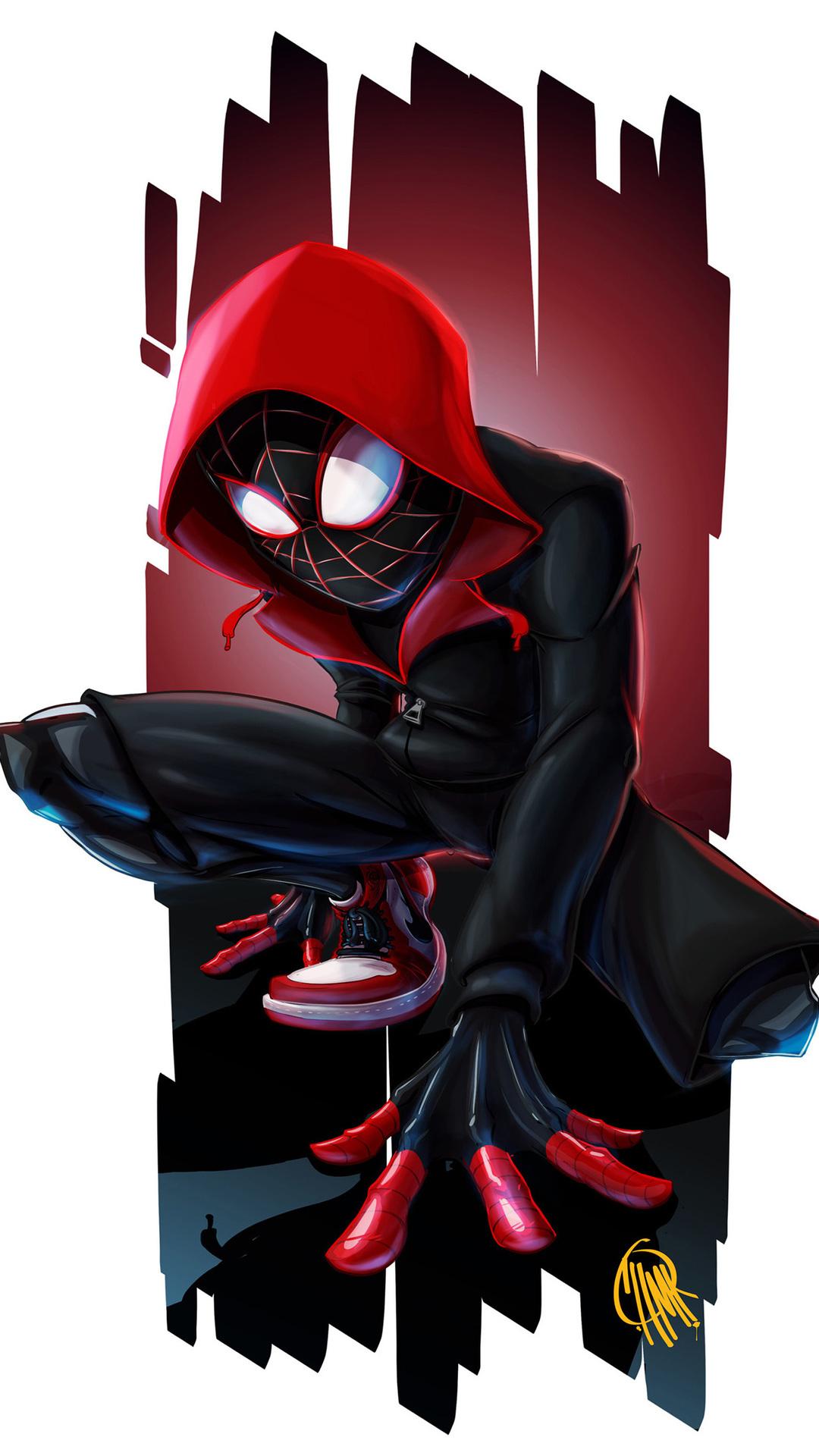 Spiderman Miles Morales Wallpaper