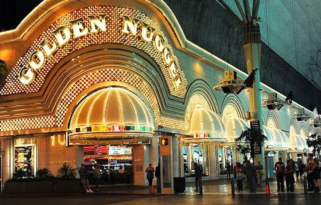 Hotel Golgen Nugget em Las Vegas