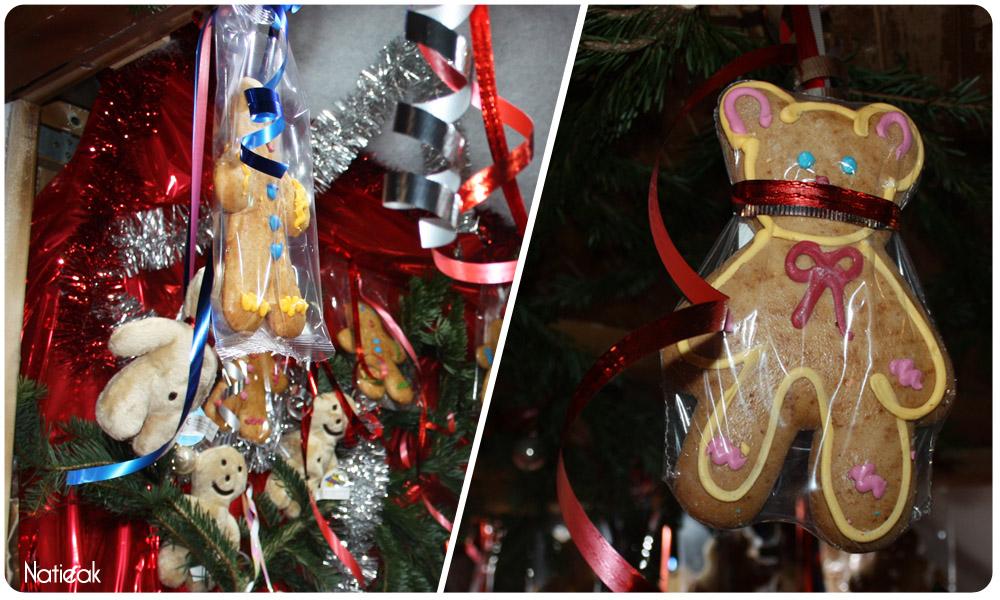 Des gourmandises régionales au marché de Noël de la Défense
