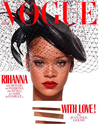 Luxury Makeup - (Rihanna Vogue Magazine Inspired Makeup)