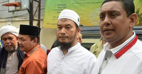 Dulu Minta Presiden Jokowi Tak Intervensi Kasus Ahok, Kini Presidium Alumni 212 Minta Wapres JK Selamatkan Rizieq