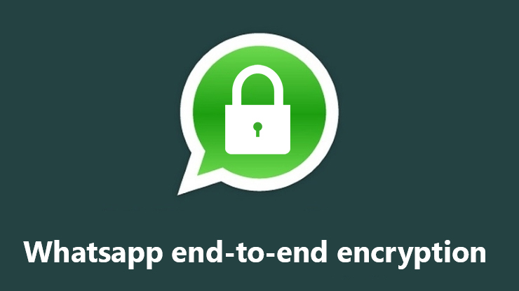 How does WhatsApp end-to-end encryption work? – YouMeGeeK
