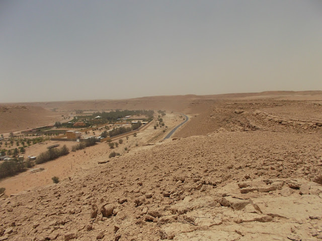 [feature] Photo #1 Wadi in Molham City Ryiadh Area, Saudi Arabia.