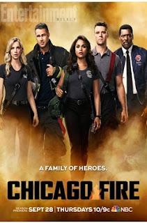 Chicago Fire 6ª Temporada (2017) Legendado HDTV | 720p – Torrent Download