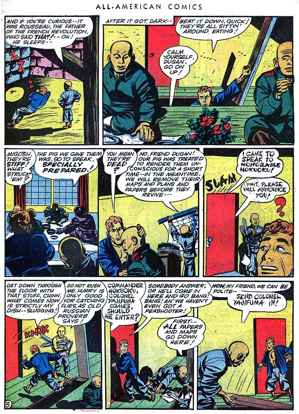 Read online All-American Comics (1939) comic -  Issue #63 - 39