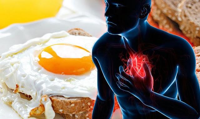 Konumi i tre apo më shumë vezëve në ditë rrit rrezikun e sëmundjeve të Zemrës dhe vdekjen e parakohshme