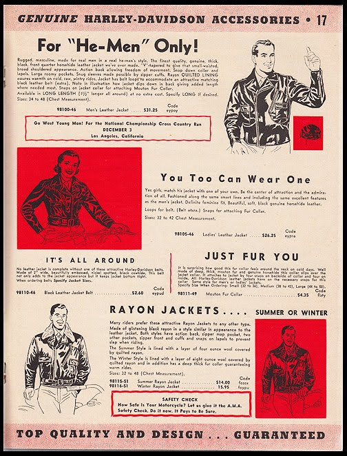 harley davidson accessories catalog 2011 nostalgia on wheels 1952 harley davidson accessories catalog 12168