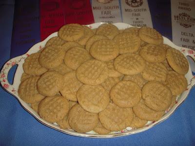 Margaret's Morsels | Award Winning Peanut Butter Cookies
