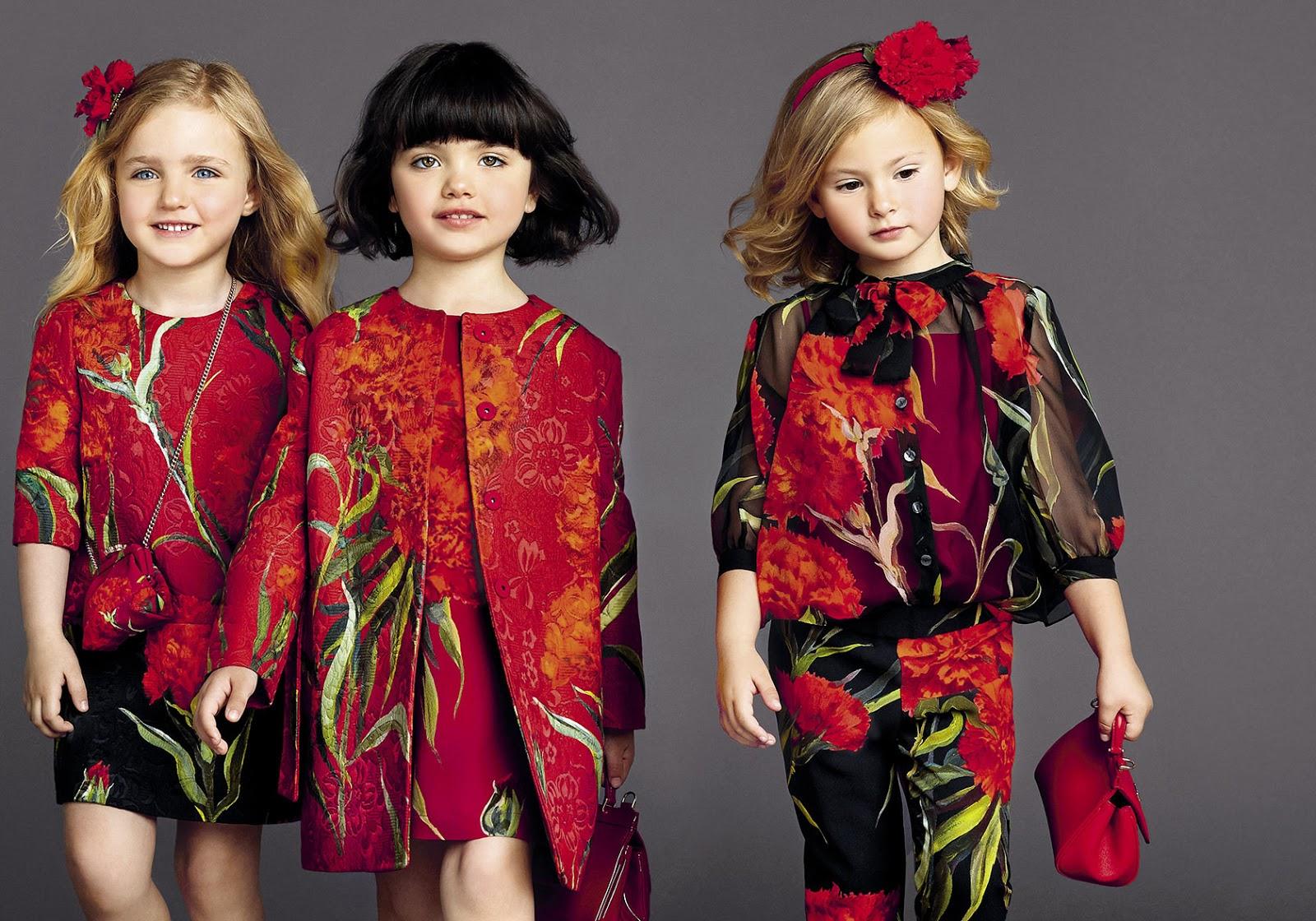 Fashion design for children 3