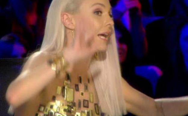 Βγήκε από τα ρούχα της η Τάμτα: Η διαγωνιζόμενη του X-Factor που έκανε έξαλλη την επιτροπή! (VIDEO)