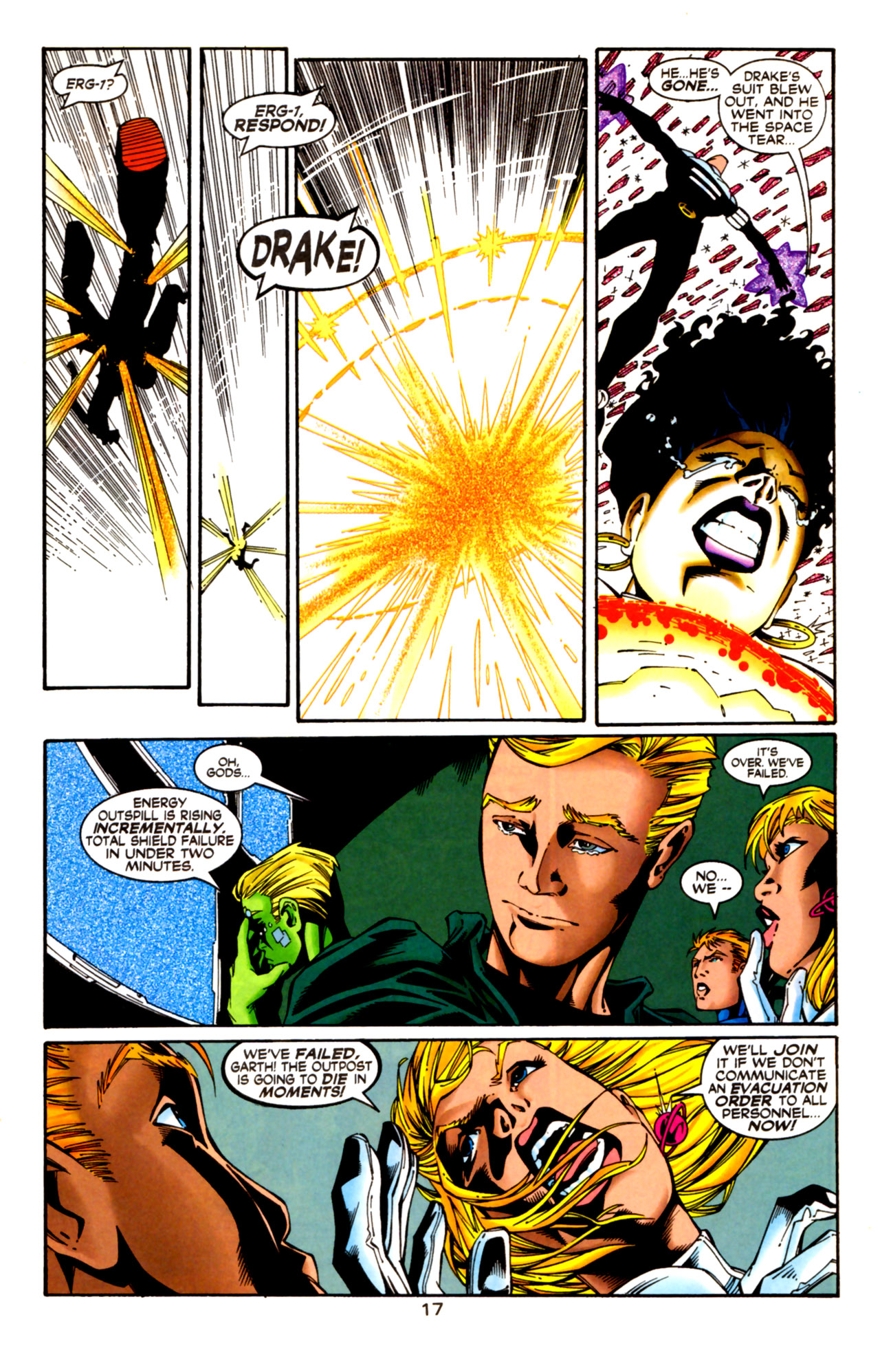 Legion of Super-Heroes (1989) 125 Page 17