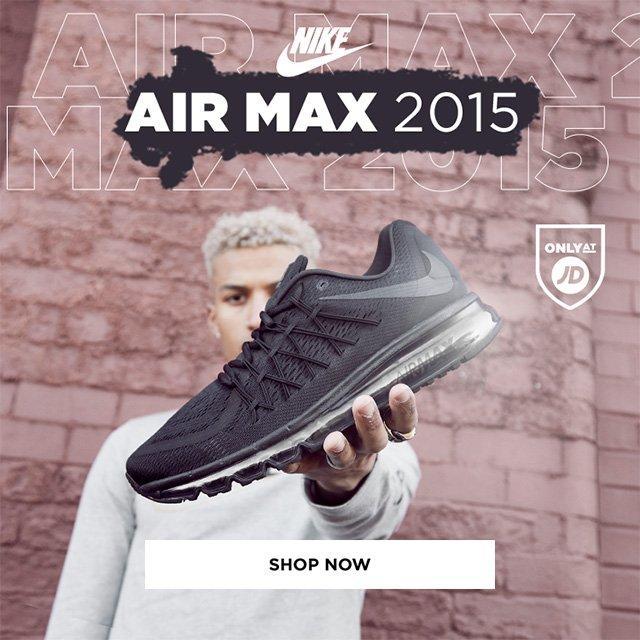 JD Sports (MY): Nike Air Max 2015 & Many More | Ayul Ayol