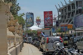 Kuta international city