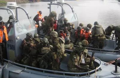 Soldiers invade Delta, Bayelsa communities