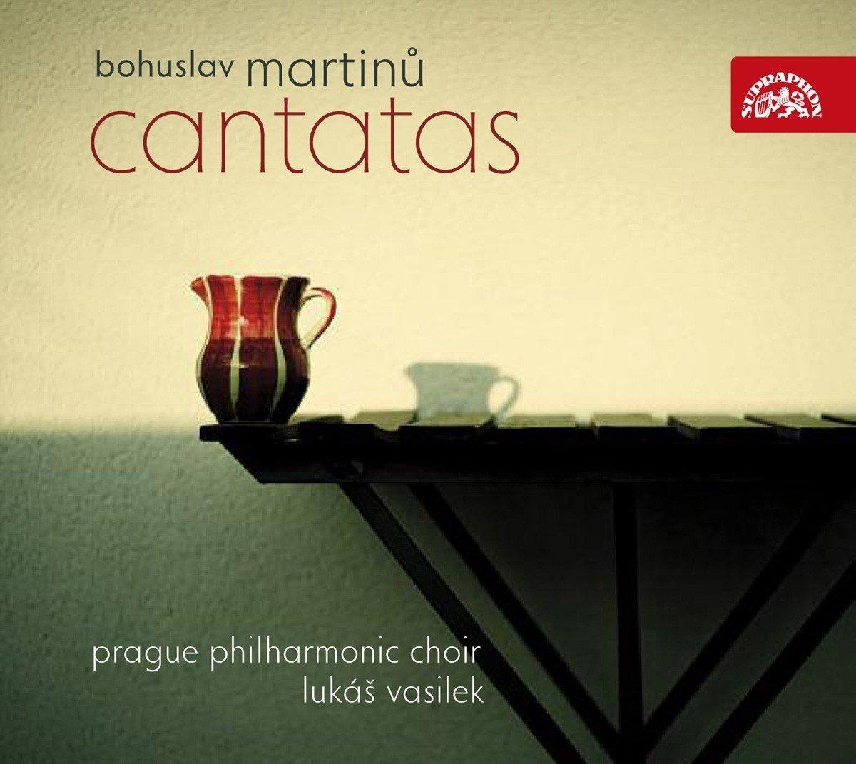BEST CHORAL RECORDING OF 2017: Bohuslav Martinů - CANTATAS (Supraphon SU 4198-2)