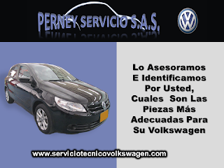 Repuestos para Volkswagen - Perney Servicio SAS
