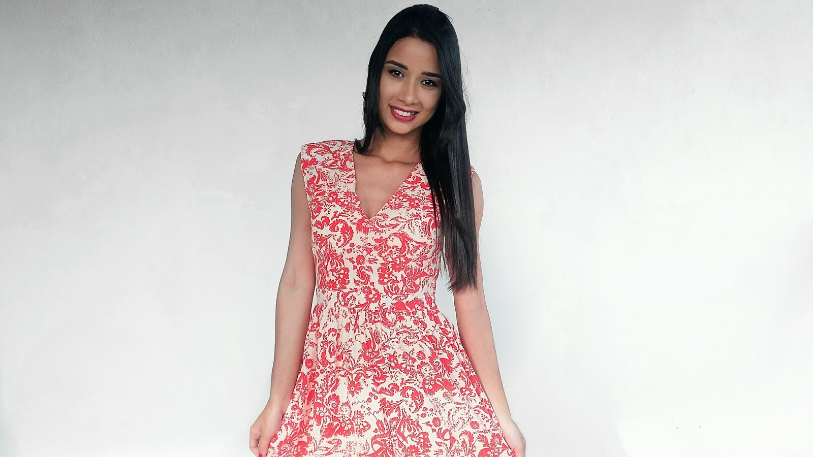 Look do Dia: Vestido Colorido