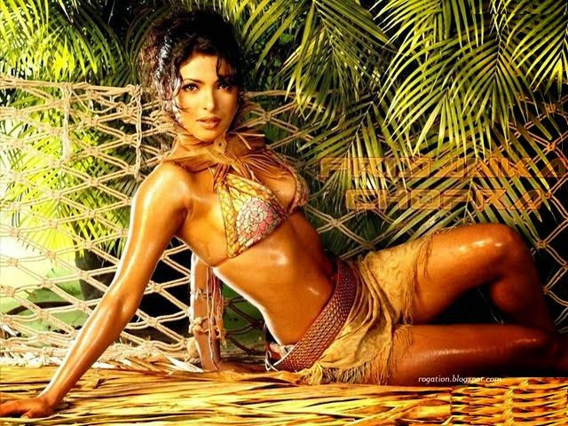 Priyanka Chopra Sexy Photo Shoot In Hot Dresses