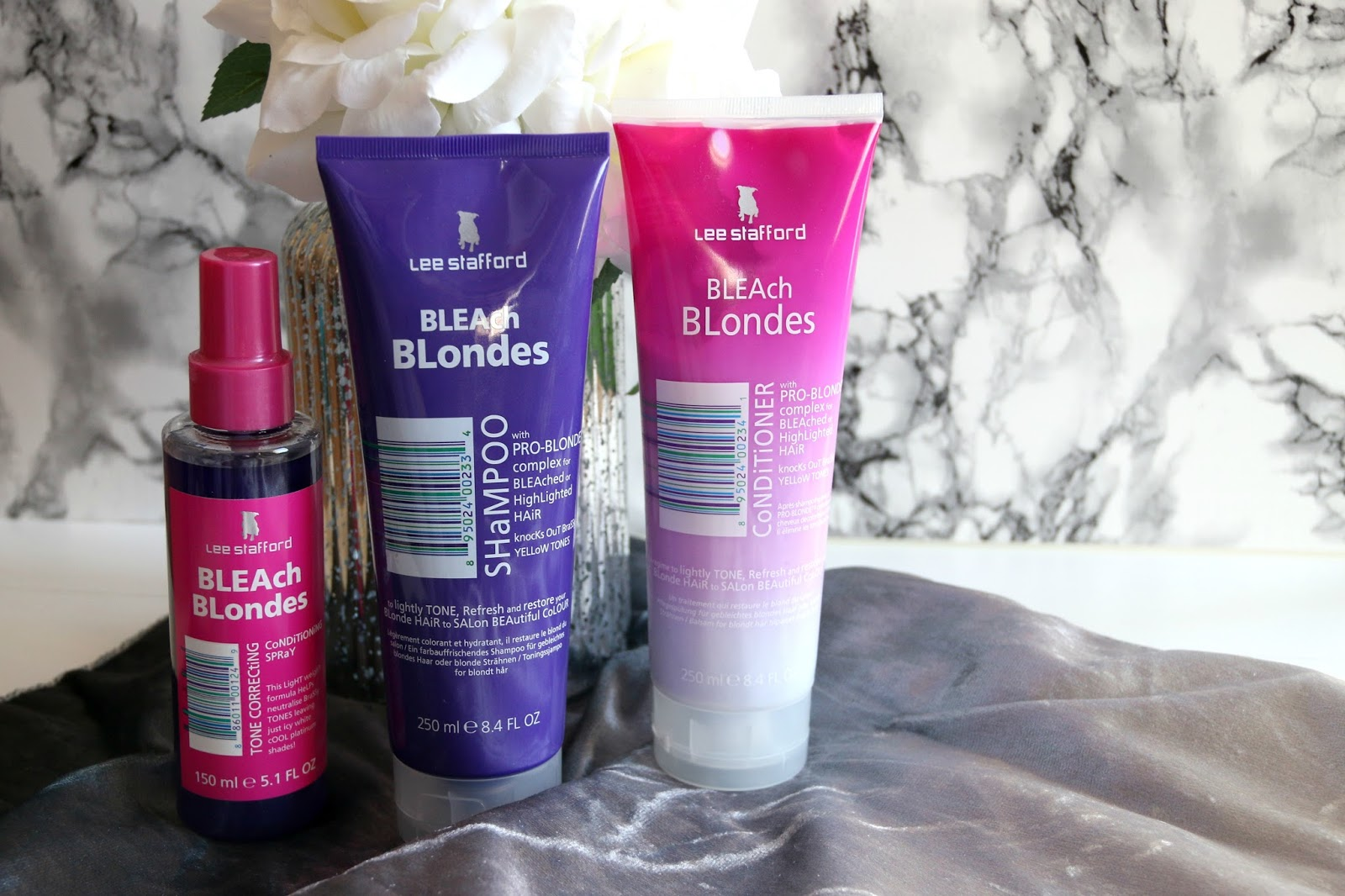 Lee Stafford Bleach BLEAch BLondes Hair Care Review WhatLauraLoves UK Beauty Blogger