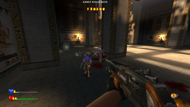 Download Serious Sam Classics Revolution PC Gameplay