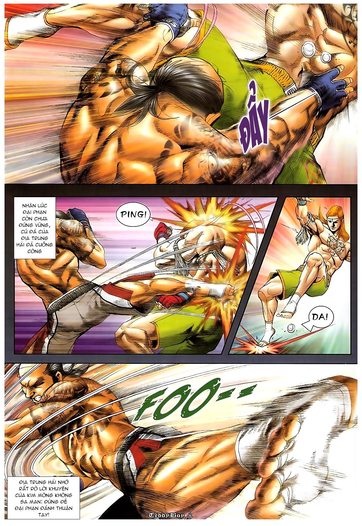 Người Trong Giang Hồ - Chapter 1250: Tối Cường vs Tối Cường 2 - Pic 6